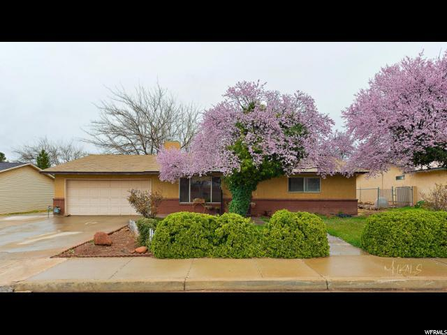 1724 W 1230 N, St. George, UT 84770 (#1512054) :: Colemere Realty Associates