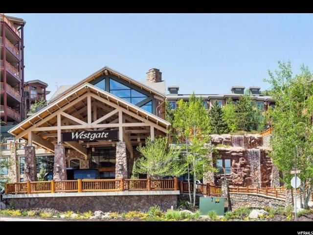 3000 Canyons Resort Dr #4610, Park City, UT 84098 (#1512122) :: Big Key Real Estate