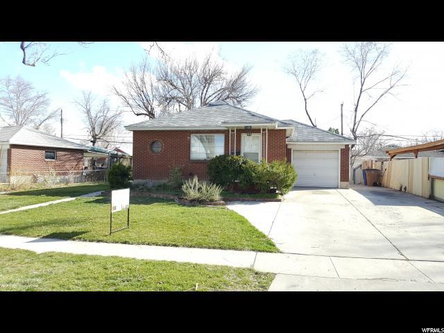 1133 W San Fernando Dr, Salt Lake City, UT 84116 (MLS #1512130) :: Lawson Real Estate Team - Engel & Völkers