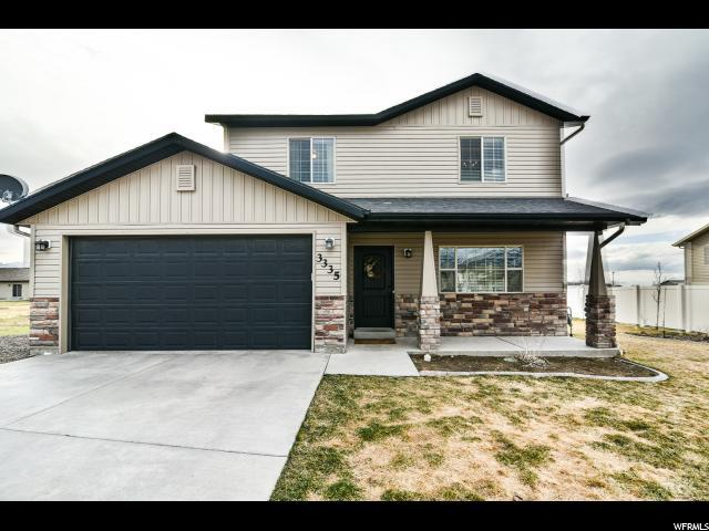 3335 S 1416 W, Nibley, UT 84321 (#1512233) :: Red Sign Team