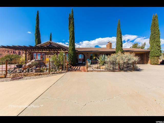 2090 Silver Reef Dr, Leeds, UT 84746 (#1512287) :: The Fields Team