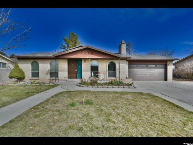 4416 W Walter Way S, West Valley City, UT 84120 (#1512295) :: Exit Realty Success