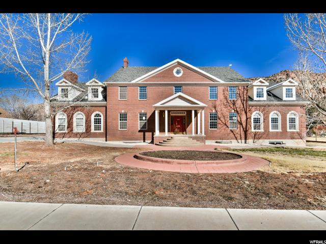 1060 N Canyon St, Hildale, UT 84784 (#1512323) :: The Fields Team