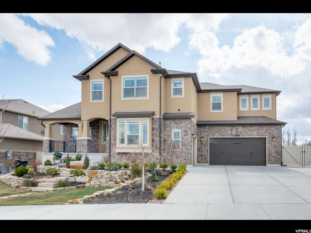 4127 W Great Neck Dr S, South Jordan, UT 84095 (#1512345) :: RE/MAX Equity
