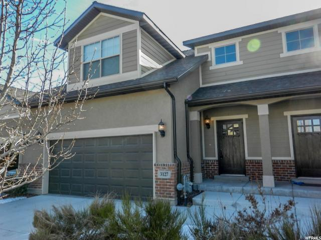 3127 W Bald Mountain Dr, Taylorsville, UT 84129 (#1512409) :: Exit Realty Success