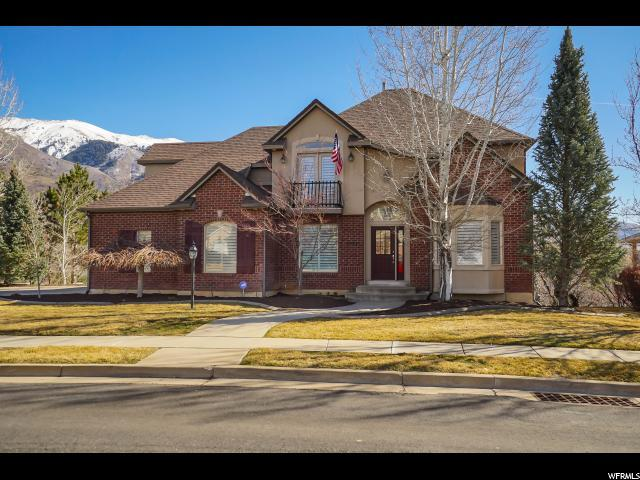 2322 Canyon View Dr, Layton, UT 84040 (#1512415) :: Exit Realty Success