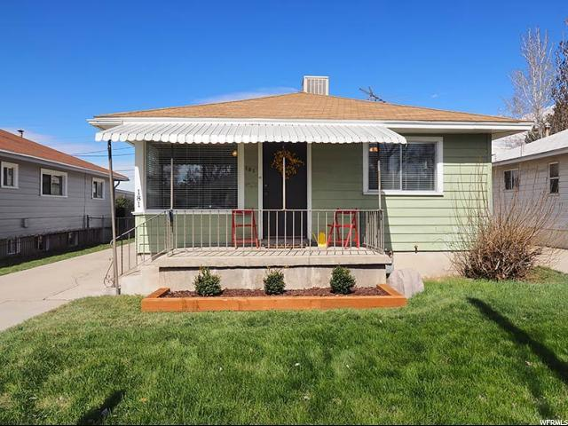 181 E Whitlock Ave, Salt Lake City, UT 84115 (#1512497) :: Exit Realty Success