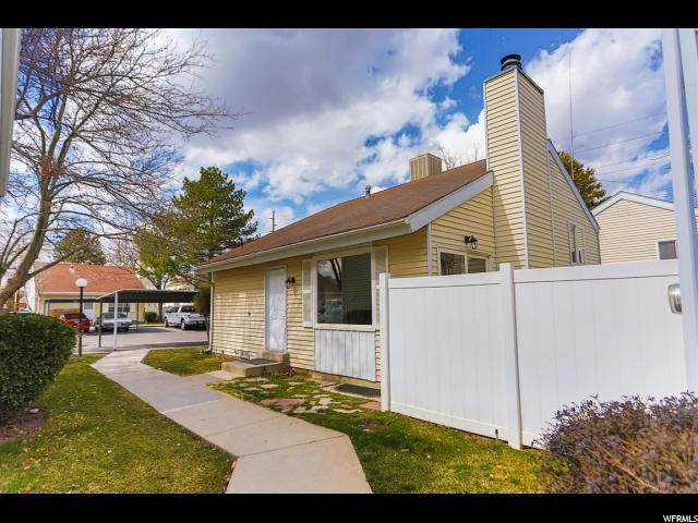 4115 S Sunnypark Ln, West Valley City, UT 84119 (#1512506) :: Exit Realty Success