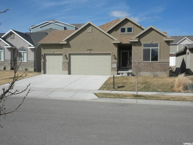 12894 S Wild Mare Way W, Riverton, UT 84096 (#1512515) :: KW Utah Realtors Keller Williams