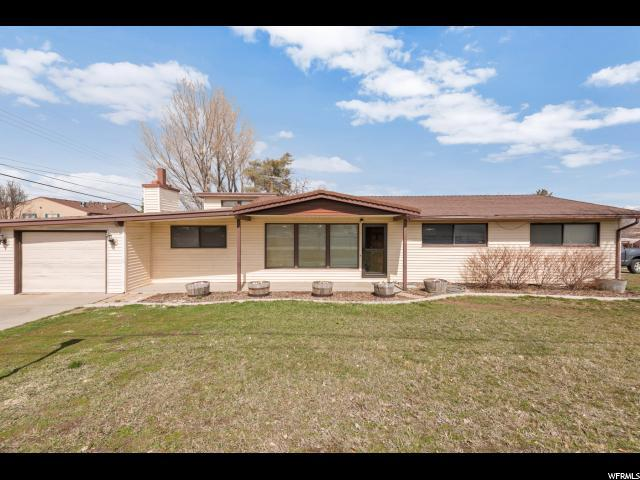 1550 W 4200 S, Taylorsville, UT 84123 (#1512533) :: Exit Realty Success