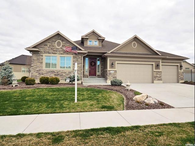 5148 W Brixham Way S, West Valley City, UT 84120 (#1512549) :: Exit Realty Success