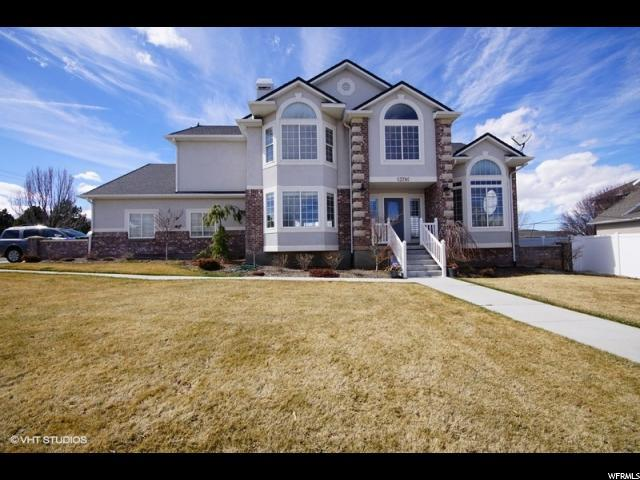 13786 S 4100 W, Riverton, UT 84065 (#1512581) :: KW Utah Realtors Keller Williams