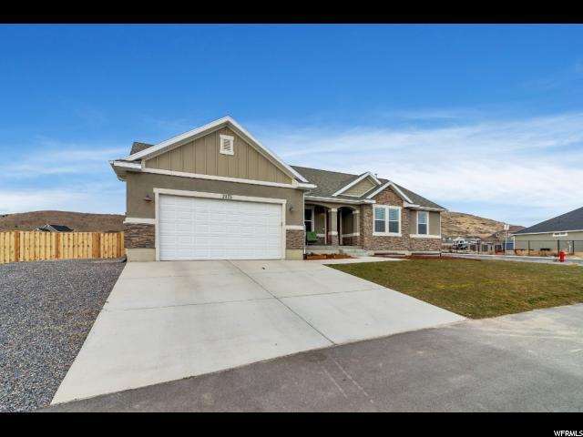 2175 E Blue Sky Dr N, Eagle Mountain, UT 84005 (#1512613) :: KW Utah Realtors Keller Williams