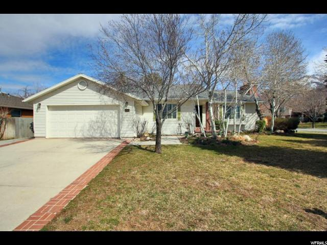 2363 Newcastle Dr, Sandy, UT 84093 (#1512621) :: KW Utah Realtors Keller Williams