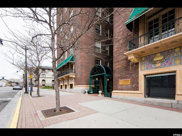 29 S State St #212, Salt Lake City, UT 84111 (#1512646) :: Exit Realty Success