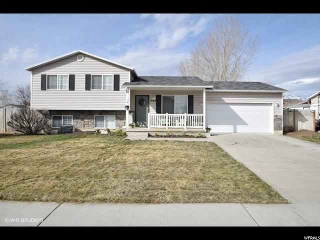 1648 W 200 S, Lehi, UT 84043 (#1512664) :: KW Utah Realtors Keller Williams