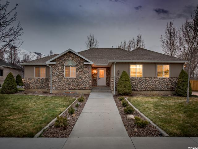 78 E 1300 N, Mapleton, UT 84664 (#1512683) :: KW Utah Realtors Keller Williams