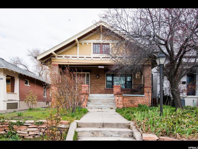 1073 E 600 S, Salt Lake City, UT 84102 (#1512846) :: Exit Realty Success