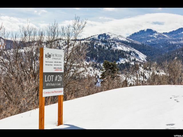 8974 Parleys Ln #26, Park City, UT 84098 (#1512919) :: Livingstone Brokers