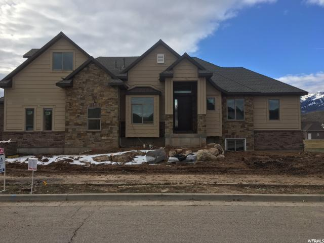 4423 W Ranch Blvd, Mountain Green, UT 84050 (#1513090) :: Colemere Realty Associates