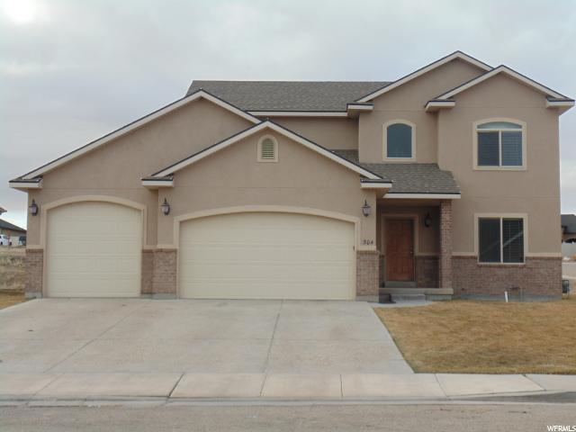 304 E 2900 S, Vernal, UT 84078 (#1513311) :: Red Sign Team