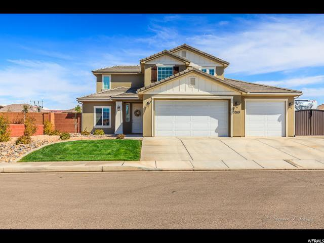 3269 S 2980 E, St. George, UT 84790 (#1513342) :: Exit Realty Success