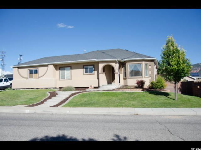 713 S 1850 W, Cedar City, UT 84720 (#1513650) :: The Fields Team