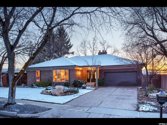 4336 S Pin Oak St E, Salt Lake City, UT 84124 (#1513656) :: Exit Realty Success