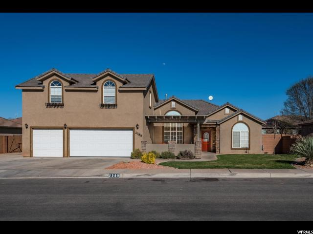 2385 S Pasture Ln, Washington, UT 84780 (#1513668) :: Exit Realty Success