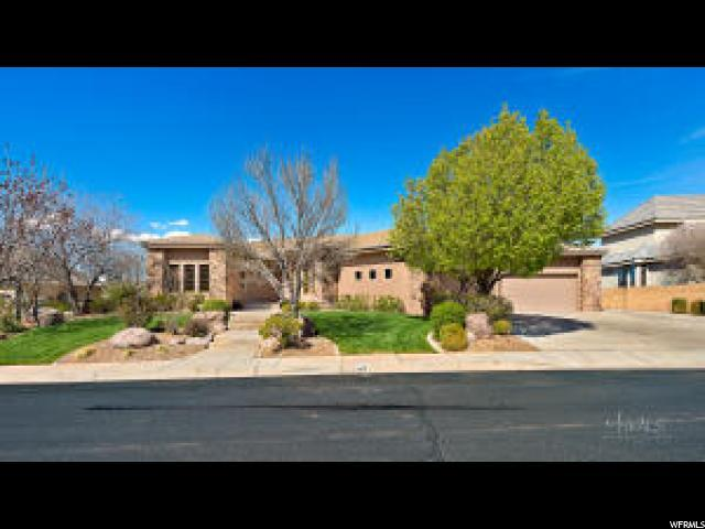 2415 E Linda Way, St. George, UT 84790 (#1513672) :: Red Sign Team