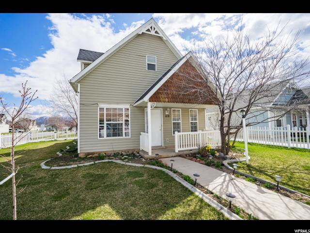 112 N 920 W, Spanish Fork, UT 84660 (#1513720) :: Exit Realty Success
