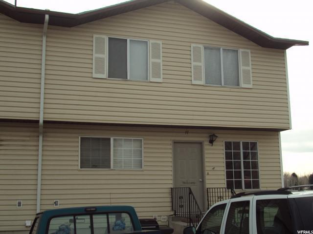 1350 W 150 N #11, Vernal, UT 84078 (#1513753) :: Big Key Real Estate