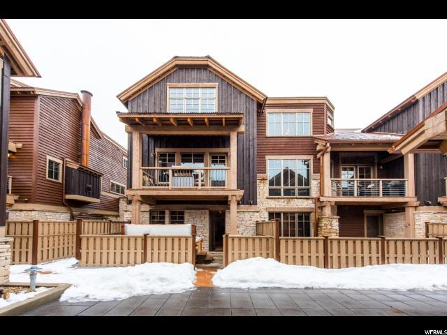 1825 Three Kings Dr #201, Park City, UT 84060 (#1513784) :: Exit Realty Success