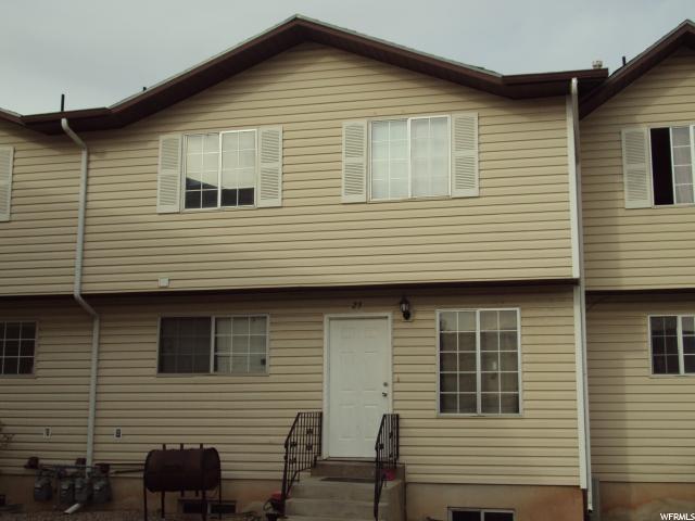 1350 W 150 N #23, Vernal, UT 84078 (#1513786) :: Big Key Real Estate