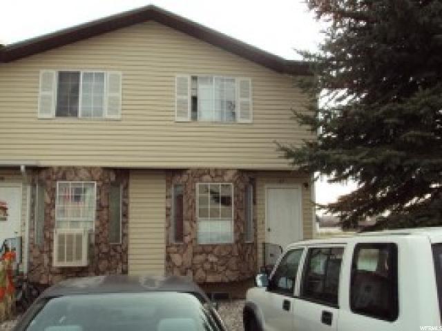 1350 W 150 N #27, Vernal, UT 84078 (#1513797) :: Big Key Real Estate