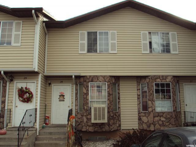 1350 W 150 N #28, Vernal, UT 84078 (#1513800) :: Big Key Real Estate
