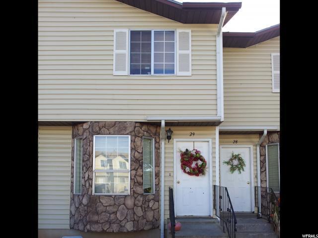 1350 W 150 N #29, Vernal, UT 84078 (#1513803) :: Big Key Real Estate