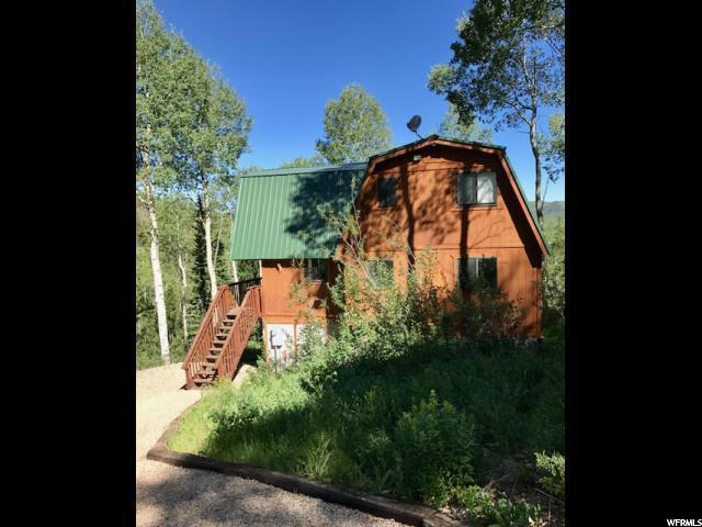 766 Blue Spruce, Oakley, UT 84055 (MLS #1513804) :: High Country Properties