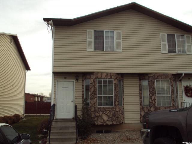 1350 W 150 N #30, Vernal, UT 84078 (#1513806) :: Big Key Real Estate