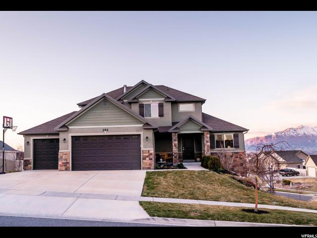 282 W Stillwater Dr, Saratoga Springs, UT 84045 (#1513836) :: Exit Realty Success