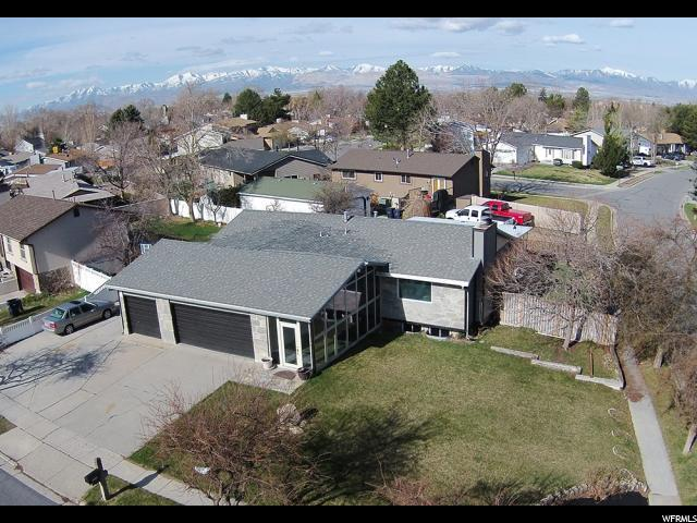 9528 S Tramway Dr E, Sandy, UT 84092 (#1514005) :: Exit Realty Success