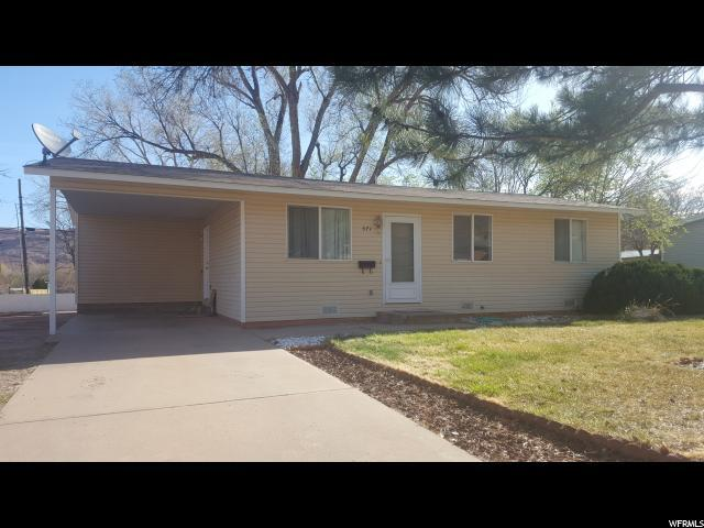 571 Mountain View Dr, Moab, UT 84532 (#1514010) :: The Fields Team