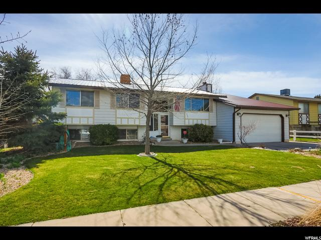 3527 W Crestfield Dr S, West Valley City, UT 84119 (#1514223) :: Colemere Realty Associates