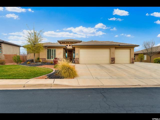 141 S Acantilado Dr, St. George, UT 84790 (#1514304) :: RE/MAX Equity