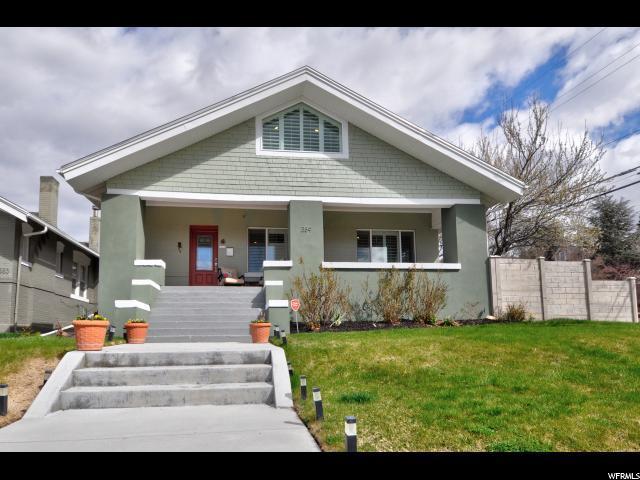 389 E 10TH Ave, Salt Lake City, UT 84103 (#1514309) :: Exit Realty Success