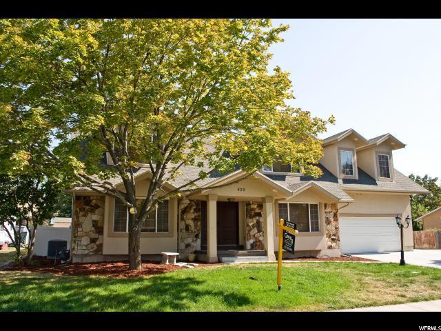 499 Country Clb, Stansbury Park, UT 84074 (#1514351) :: Bustos Real Estate | Keller Williams Utah Realtors