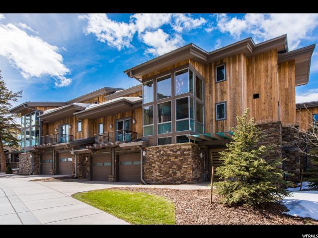 6981 Stein Cir #4, Park City, UT 84060 (#1514402) :: Bustos Real Estate   Keller Williams Utah Realtors