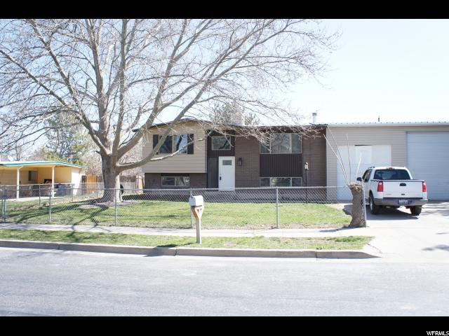 3879 S Atlas Way W, West Valley City, UT 84120 (#1514430) :: The Fields Team