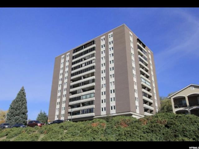 515 S 1000 E #1102, Salt Lake City, UT 84102 (#1514439) :: Bustos Real Estate | Keller Williams Utah Realtors