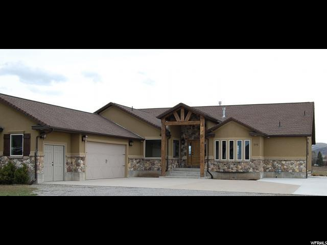 266 E 9500 S, Paradise, UT 84328 (#1514451) :: The Fields Team